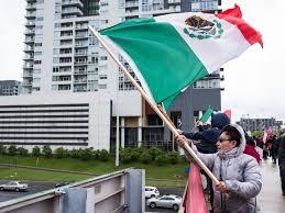 Los migrantes mexicanos buscan una voz en el Congreso   Proceso