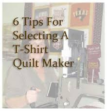 All About T-Shirt Quilts | About T-Shirt Quilts & October 15, 2015 About T-Shirt Quilts, How to Pick a T-Shirt Quilt Maker Adamdwight.com