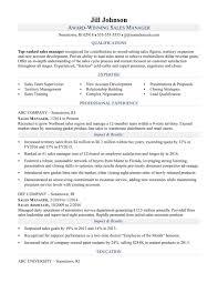 Real Estate Appraiser Jobon Template Sales Manager Resume Sample