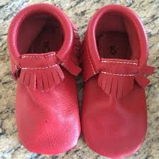 Freshly Picked Moccasins Size Chart New Never Worn Red Freshly Picked Moccasin Sz8 Nwt