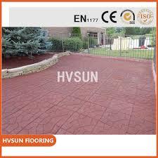fleck rubber mats single color playgrounds outdoor basketball court rubber flooring