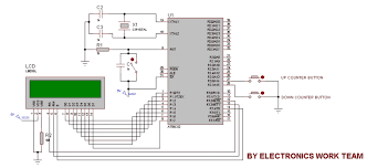 decade counter ic ~ wiring diagram components Wiring Diagram For Counter counter circuit page meter circuits next gr up down on lcd using microcontroller scr schematic wiring diagram for intermatic sprinkler timer