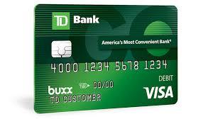 Teen pre paid credit card