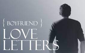 love letter to my boyfriend poems