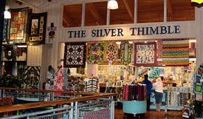Alaska Quilt Shops   & Silver Thimble in Ketchikan Adamdwight.com