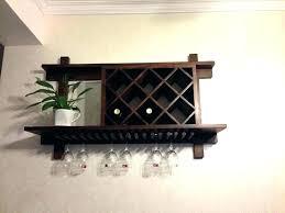 wine glass wall rack wine rack wall cabinet wall mounted wine glass rack shelf wall