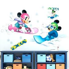 mickey mouse wall decals mickey mouse wall decor mickey wall decals wall stickers home decor mickey