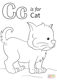 majestic design ideas letter c coloring pages for with printable throughout page