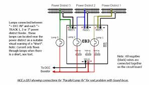 circuit breaker reset for sound locos Circuit Breaker Diagram fitting the parallel lamp fix with each circuit breaker channel, as shown above, has provided correct operation of the circuit breaker, but will allow a circuit breaker diagram template