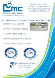 carpet cleaning flyer carpet cleaning flyer poster by mrwebdesign on deviantart