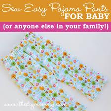 Pajama Pants Sewing Pattern Custom Ideas