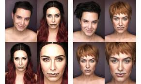 makeup transformation by paolo ballesteros funny