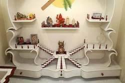 interior design for temple in home
