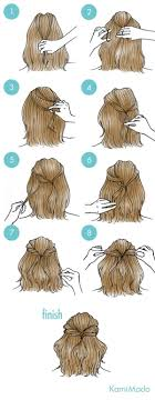 25+ trending Easy hairstyles ideas on Pinterest   Hair styles easy ...