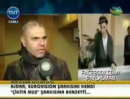 Ajdar - Eurovision Şarkısında Çikita Muz Ezgileri Var - Dailymotion Video