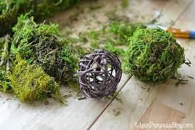 Decorative Moss Balls Decorative Moss Balls Michaels Magnificent Decorative Balls Moss 72