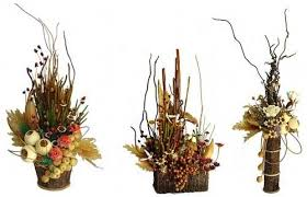 Dried Flower Decoration from bali