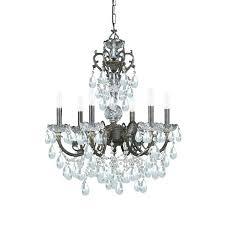 6 light bronze chandelier legacy 6 light clear crystal bronze chandelier portfolio 6 light bronze chandelier 6 light bronze chandelier