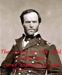 William Tecumseh Sherman's quotes, famous and not much ... via Relatably.com