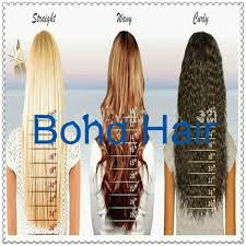 Lace Wig Hair Length Chart Fashion Loose Wavy Glueless Full Lace Wig Front Lace Wig