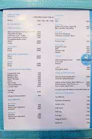 Beauty Bar Indonesia Hair Salon & Nail Art Review - Colored Canvas