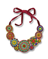 Image result for beaded necklace