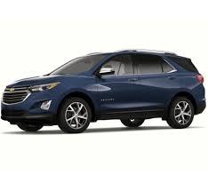 2019 Chevrolet Equinox Colors W Interior Exterior Options