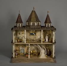 Late Th And Earlyth Century Dollhouses From The National - Dolls house interior