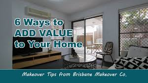 6 ways to add value to your home (Makeover Tips) - YouTube