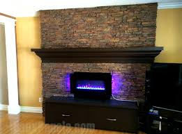 fireplace design ideas with stone veneer panels make a room look great