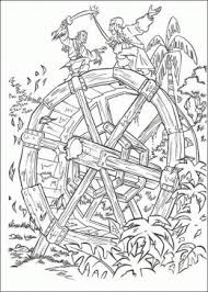 Small Picture Pirates of the Caribbean Coloring Pages and Lego Inspired Free