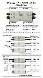 dmx control wiring diagram data wiring diagrams \u2022 dmx rj45 wiring diagram waterproof 120v ac dmx rgb controller rh solidapollo com dmx lighting control wiring diagram dmx decoder