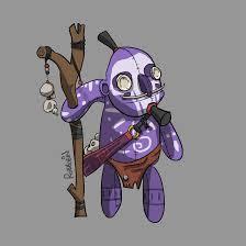 witch doctor ragdoll by robbobin on deviantart