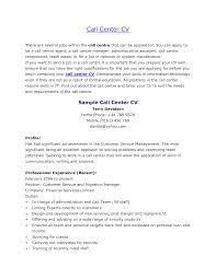 sample resume format for freshers call center job cipanewsletter call centre cv resume for call center job cover letter