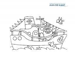 Doe Mee Met Onze Kleurplaatactie Voor Sint Visspeciaalzaak Aan De Kant