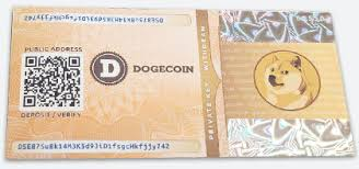 Finally, enter the amount of dogecoin you wish to buy, pick the market tab, and click buy doge. Dogecoin Paper Wallet Generator Offline With Bip38 And Tamper Evident Hologram Stickers