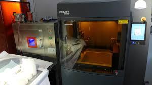 stereolithography sla projet 7000 sla 3d printer