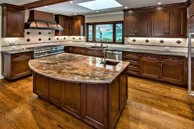 Kitchen Design Cherry Cabinets Traditional Kit 40 Beauteous Kitchen Design Cherry Cabinets