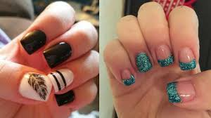 Easy Fall Nail Designs For Beginners Easy Fall Nail Ideas Beginners Easy Nail Art Step By Step Tutorial For Beginners