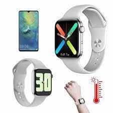 Ateş Ölçer Akıllı Saat Huawei Mate 20 Uyumlu Türkçe Dil Beyaz Sma Fiyatları  ve Özellikleri