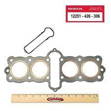 honda cb motorcycle accessories honda oem cylinder head gasket cb650 79 82 12251 426 306