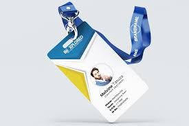 Business Id Card Template