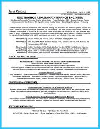 Experienced Nursing Resume Examples Unique Auto Mechanic Resume