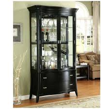 double glass door beech display cabinet double door ideas regarding sizing 970 x 970