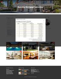 Miami Real Estate Monthly Mortgage Calculator