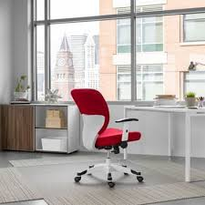 white frame office chair. White Frame Fabric Or Mesh Ergonomic Computer Chair Office H