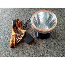 Đèn pin sạc đội đầu siêu sáng 3 chế độ công suất lớn - Đèn pin Hãng OEM