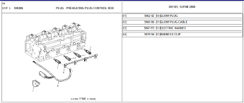 citroen relay electrical diagram on citroen images free download 6 2 Glow Plug Controller Diagram where are my glow plugs on a relay van 2 8 hdi french car forum Glow Plugs Schematic 6 5