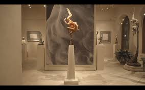 perfect balance dawson cole fine art ca richard macdonald studio