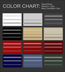 Cherokee Color Chart Violassi Striping Company Color Charts 1